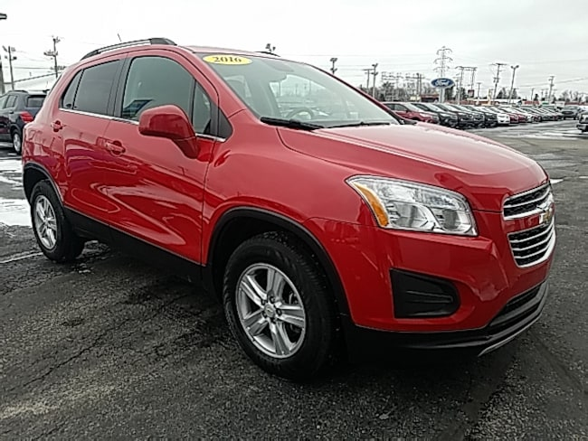 Used 2016 Chevrolet Trax For Sale At Burnworth Zollars Auto Group