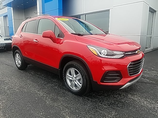 Used 2018 Chevrolet Trax For Sale At Burnworth Zollars Auto Group