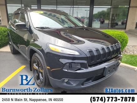 2018 Jeep Cherokee Limited 4x4 SUV