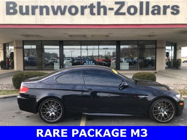 2010 BMW M3 Coupe