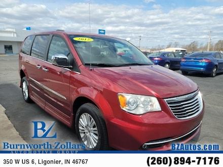 2012 Chrysler Town & Country Limited Minivan/Van