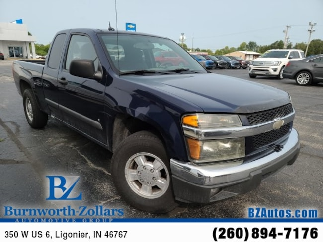 2008 Chevrolet Colorado LT Truck