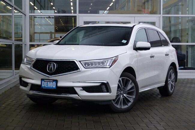 2018 Acura MDX Elite SUV
