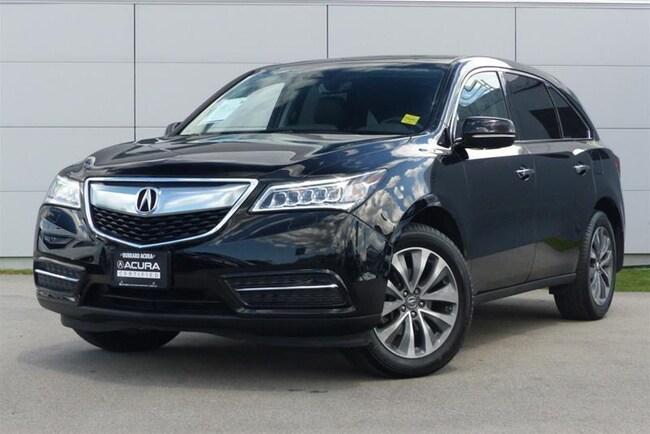 2016 Acura MDX Tech *Acura Certified* SUV