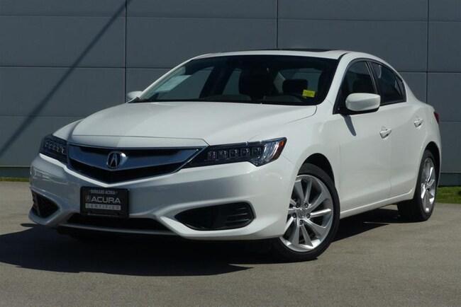 2017 Acura ILX Premium 8dct *Low Kms* CPO Warranty* Sedan