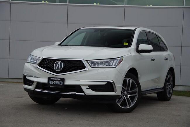 2018 Acura MDX Navi *Acura Certified* SUV