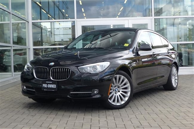 2013 BMW 535i Xdrive Gran Turismo Hatchback