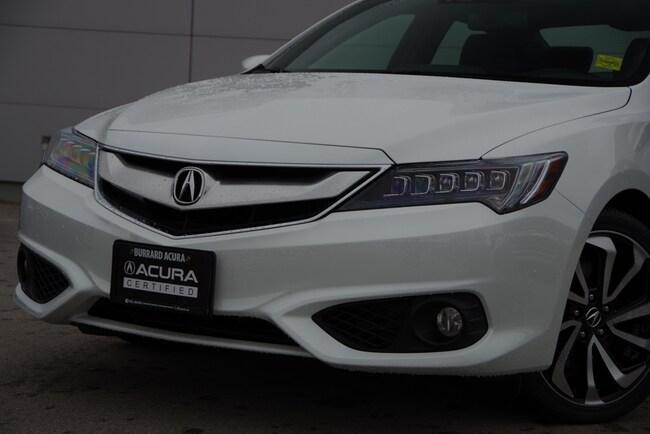 2016 Acura ILX A-Spec *Navi* Sedan