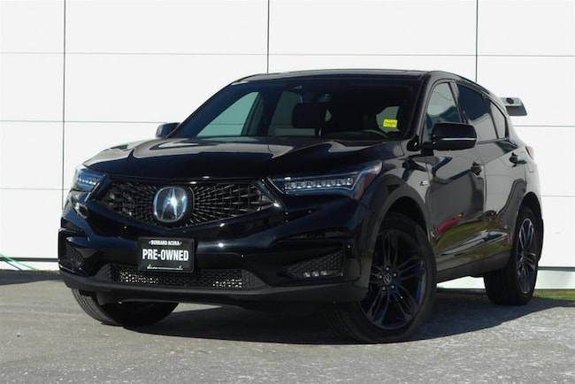 2019 Acura RDX A-Spec at *Low Kms* SUV