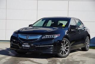 2015 Acura TLX 3.5L SH-AWD w/Elite Pkg *CPO*LED FOG Lights* Sedan