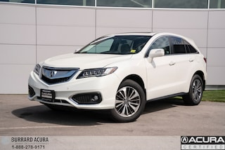 2018 Acura RDX Elite at *Acura Certified* SUV