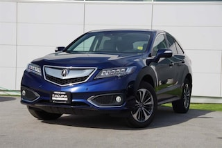 2018 Acura RDX Elite at CPO/Low Kms/ Loaded SUV