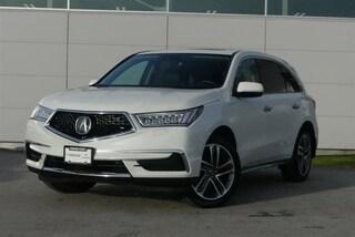 2018 Acura MDX Navi *Acura Certified* VUS