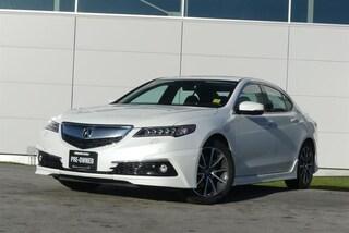 2015 Acura TLX 3.5L SH-AWD w/Elite Pkg *Aero Kit* Sedan