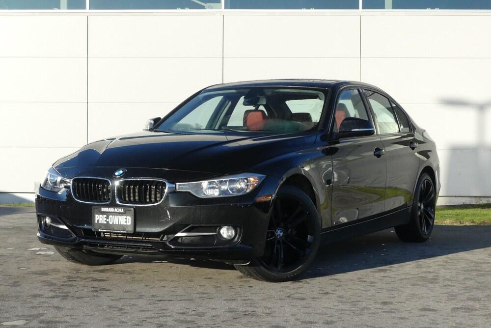 2014 BMW 320i Xdrive Sedan Navi* Sport Line PKG* Rare* Sedan