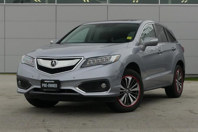 2016 Acura RDX Elite at *Low Kms* SUV