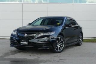 2015 Acura TLX 3.5L SH-AWD w/Tech Pkg *A-Spec KIT*LOW KMS* Sedan