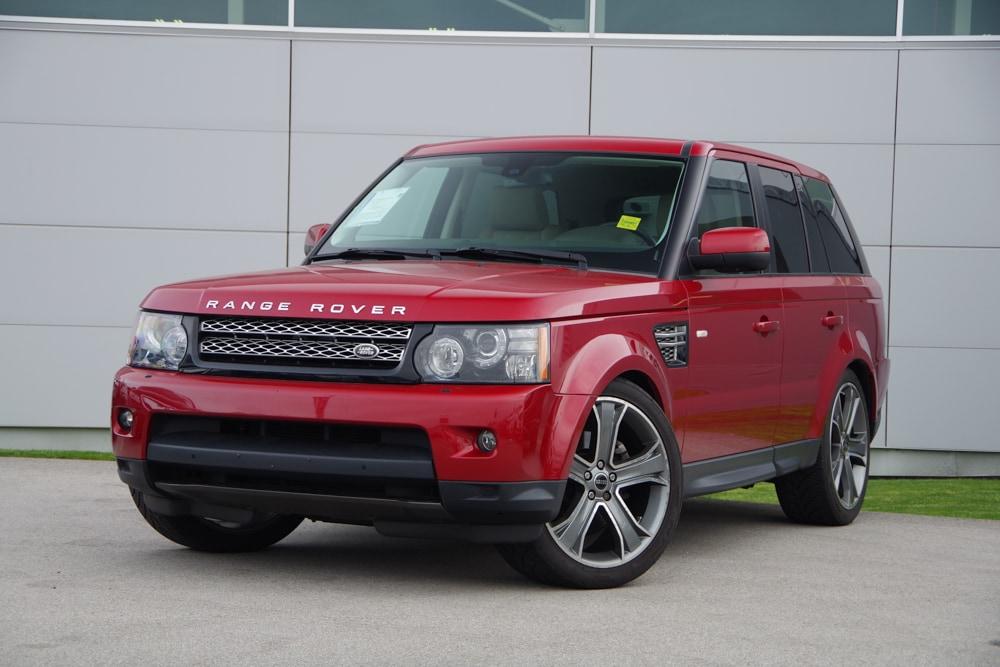 2013 Land Rover Range Rover Sport V8 HSE SUV