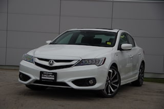 2016 Acura ILX A-Spec *Navi* Sedan