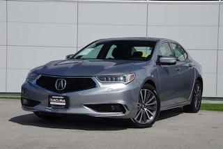 2018 Acura TLX 3.5L SH-AWD w/Elite Pkg *Loaded* Low Kms* Sedan