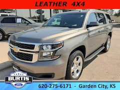 2017 Chevrolet Tahoe LT Sport Utility Vehicle