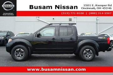 2014 Nissan Frontier Truck
