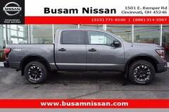 2021 Nissan Titan PRO-4X Truck Crew Cab
