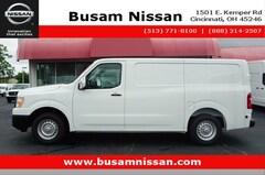 2019 Nissan NV Cargo NV2500 HD S V8 Van Cargo Van