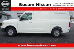 2020 Nissan NV Cargo NV3500 HD SL V8 Van High Roof Cargo Van