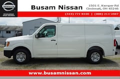 2019 Nissan NV Cargo NV3500 HD SV V8 Van Cargo Van