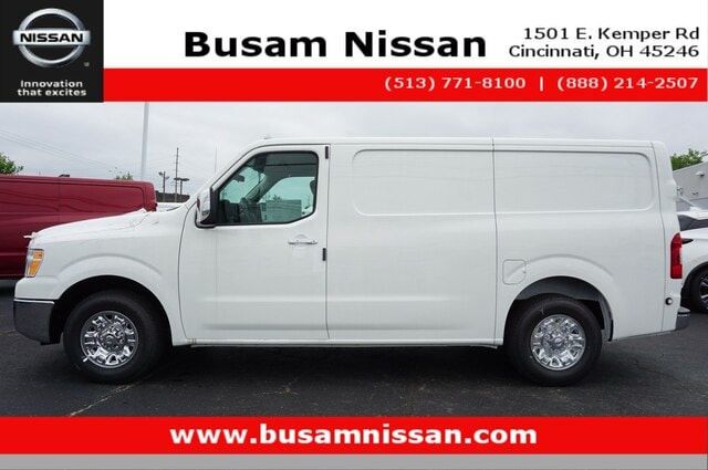2019 Nissan NV Cargo NV3500 HD SL V8 Van Cargo Van