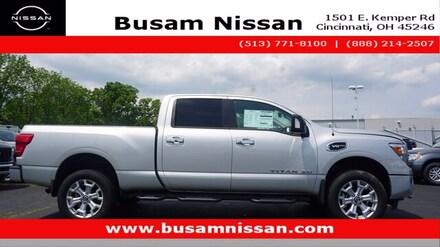 2021 Nissan Titan XD SV Truck Crew Cab