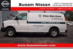 2007 Chevrolet Express Van G3500 Cargo Van