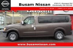 2018 Nissan NV Passenger NV3500 HD SL V8 Van Passenger Van