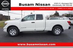 2020 Nissan Titan S Truck King Cab