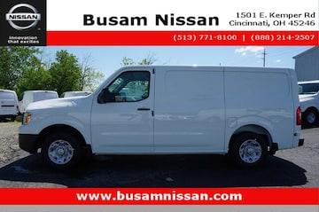 2019 Nissan NV Cargo NV2500 HD Van