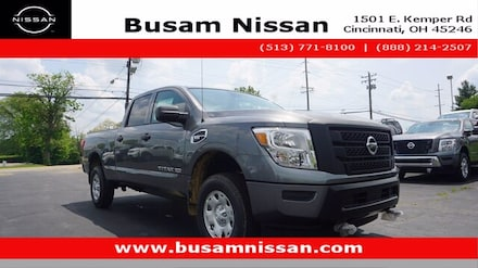 2021 Nissan Titan XD S Truck Crew Cab