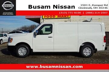 2020 Nissan NV Cargo NV3500 HD Van