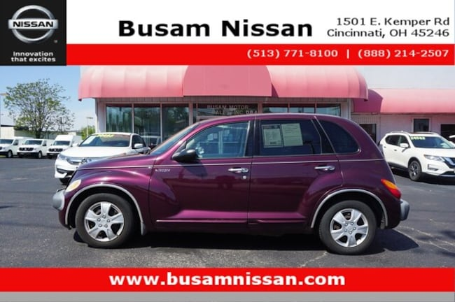 2002 Chrysler PT Cruiser Base SUV