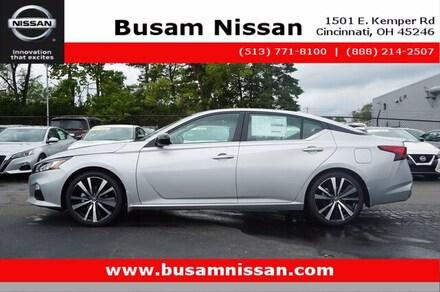 2020 Nissan Altima 2.5 SR Sedan