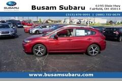 New 2019 Subaru Impreza 2.0i Premium 5-door K3712344 in Fairfield, OH