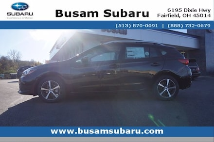 Featured New 2021 Subaru Impreza M3703757 for Sale in Fairfield, OH