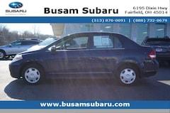 Bargain Used 2007 Nissan Versa 1.8 S Sedan 3N1BC11E67L415873 near Cincinnati, OH