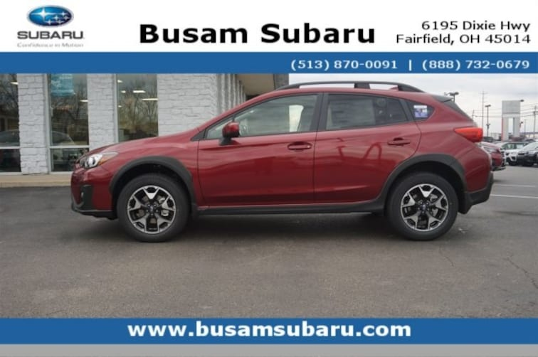 New 2019 Subaru Crosstrek 2.0i Premium SUV KH260373 in Fairfield, OH