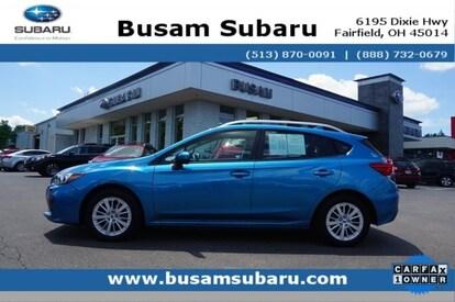Subaru Impreza Hatchback For Sale >> Used 2018 Subaru Impreza For Sale Fairfield Cincinnati Oh Stock J3749289