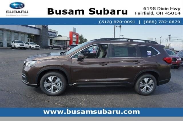 2019 Subaru Ascent Premium 8-Passenger SUV K3427505