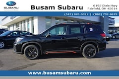 New 2019 Subaru Forester Sport SUV KH446240 in Fairfield, OH