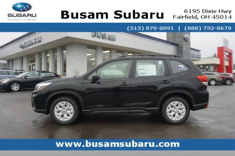New 2019 Subaru Forester Standard SUV KH444118 in Fairfield, OH