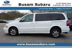 Bargain Used 2002 Oldsmobile Silhouette Premiere Minivan/Van 1GHDX03E22D155563 near Cincinnati, OH