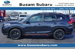 New 2019 Subaru Forester Sport SUV KH474506 in Fairfield, OH